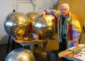 Подкрестные шары Техновак-93