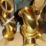 Вакуумное напыление Нитрид титана под цвет золота